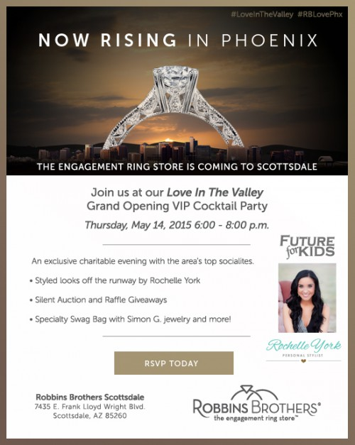 Robbins Brothers Engagement Ring Store in Scottsdale